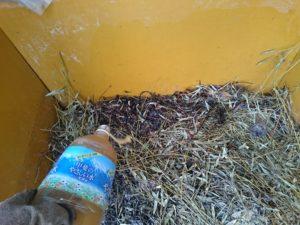 生ごみ液肥の使い方