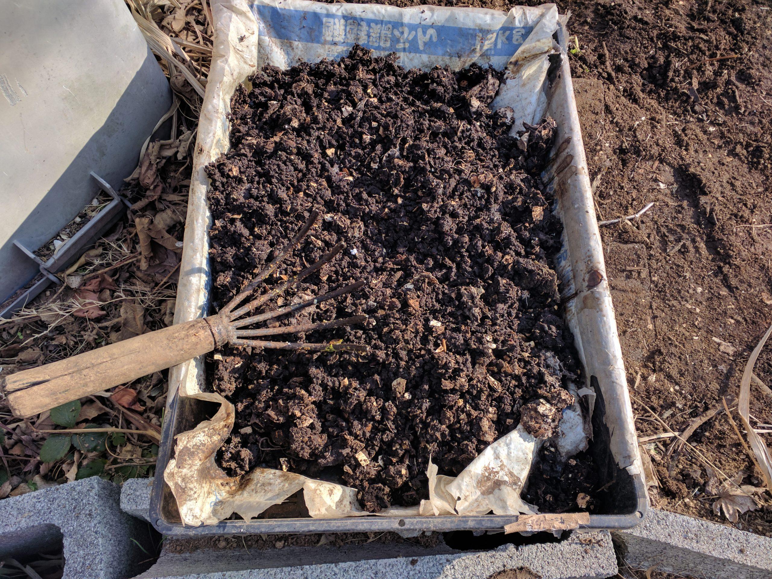 ミミズ堆肥の活用方法